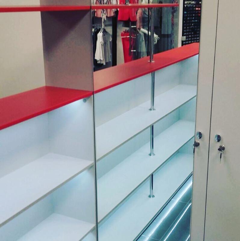 Магазин косметики-Мебель для магазина «Модель 176»-фото4