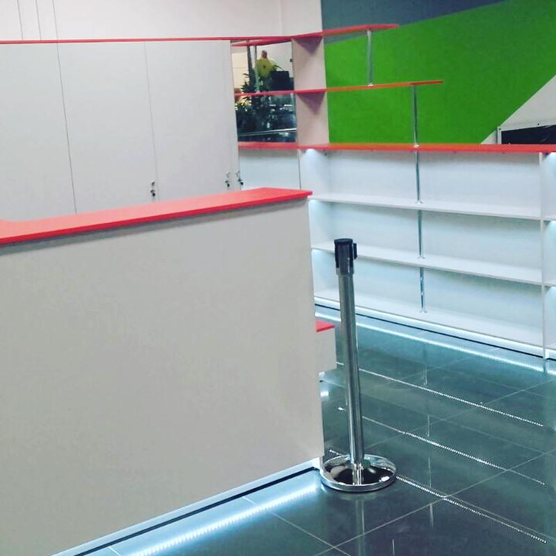 Магазин косметики-Мебель для магазина «Модель 176»-фото5