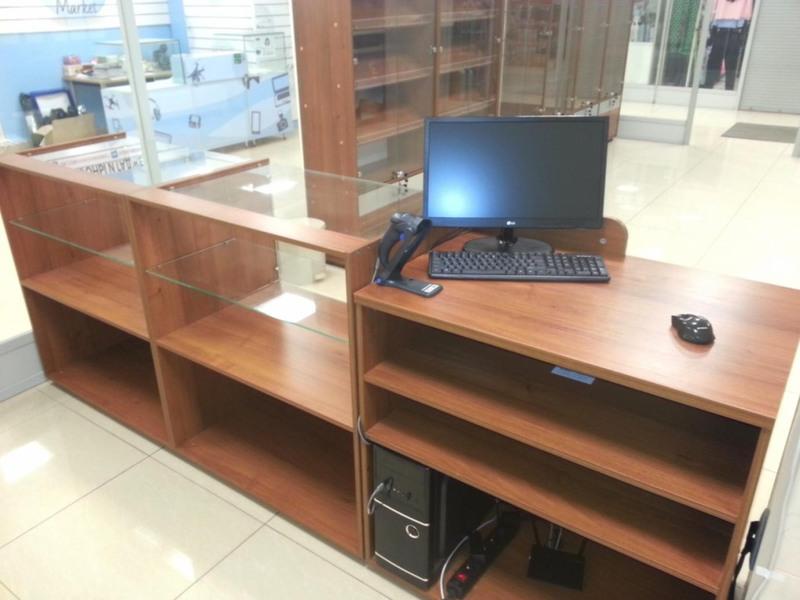 Торговая мебель-Мебель для магазина «Модель 3»-фото3