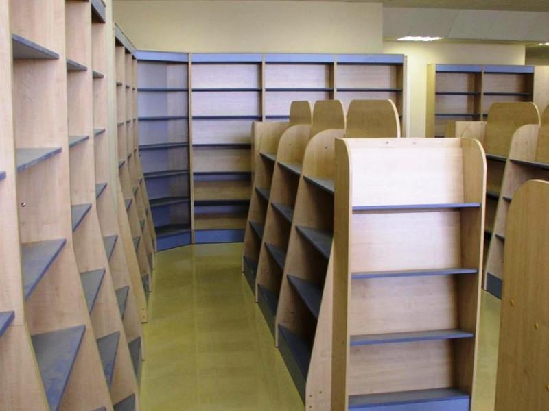 Торговая мебель-Торговая мебель «Модель 2»-фото7