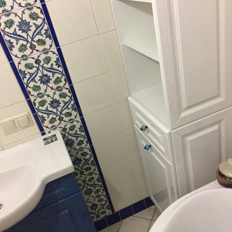 Мебель для ванной комнаты-Мебель для ванной «Модель 18»-фото4