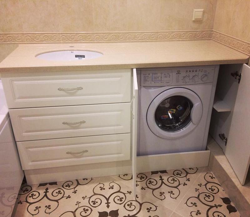 Мебель для ванной комнаты-Мебель для ванной «Модель 35»-фото2