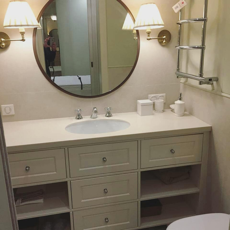 Мебель для ванной комнаты-Мебель для ванны «Модель 48»-фото1