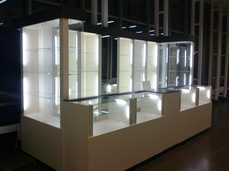 Торговая мебель-Мебель для магазина «Модель 65»-фото3