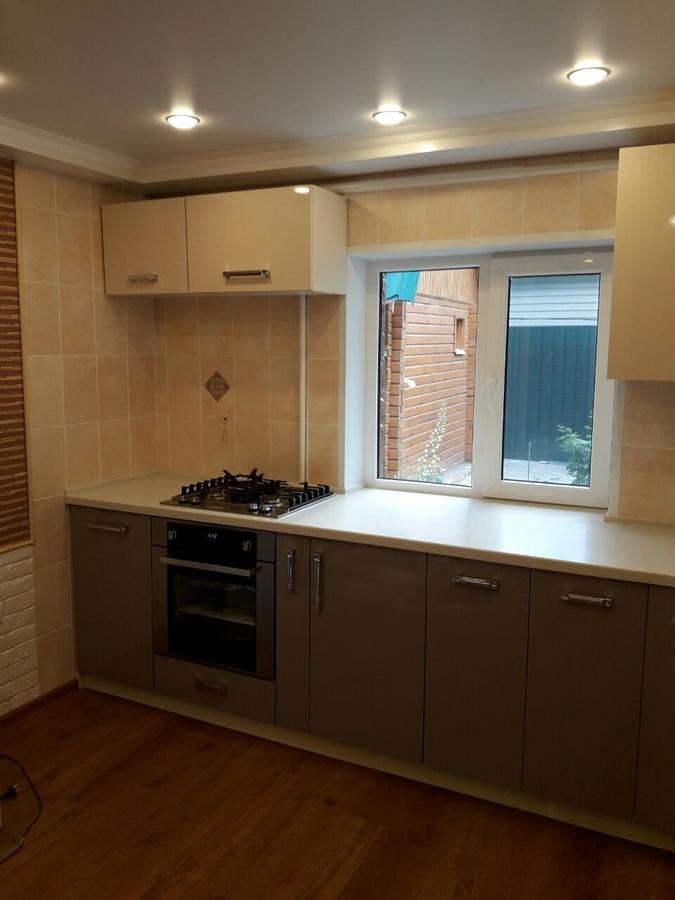 Белый кухонный гарнитур-Кухня «Модель 481»-фото2