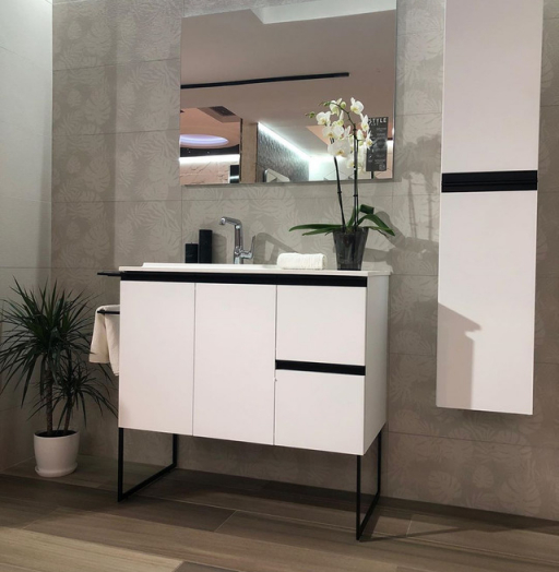 Мебель для ванной комнаты-Мебель для ванной «Модель 3»-фото3