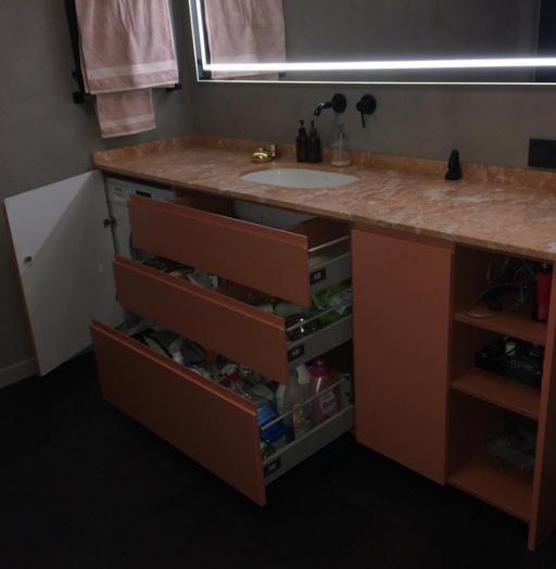 Мебель для ванной комнаты-Мебель для ванной «Модель 16»-фото5