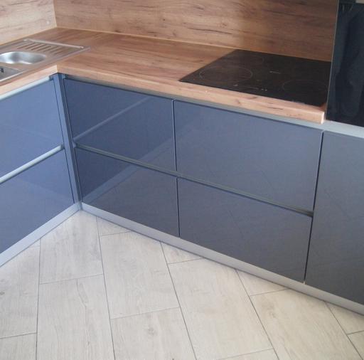 -Кухня МДФ в эмали «Модель 230»-фото24