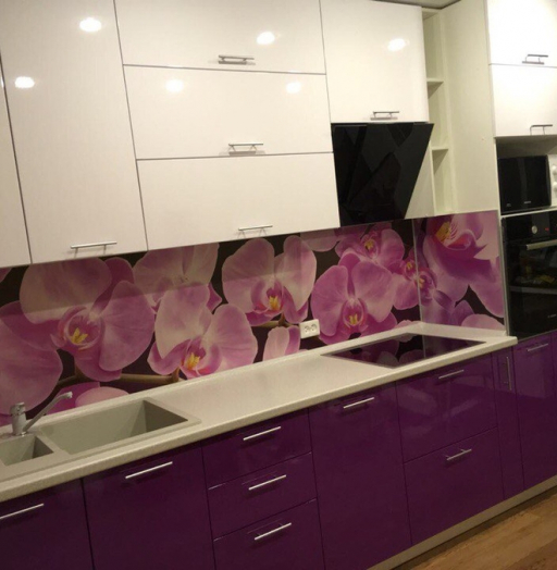 -Кухня из пластика «Модель 267»-фото20