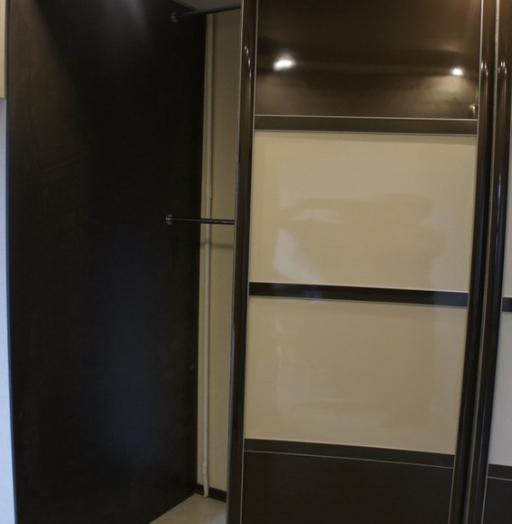 -Шкаф-купе из пластика «Модель 323»-фото4