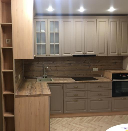 -Кухня МДФ в ПВХ «Модель 62»-фото15