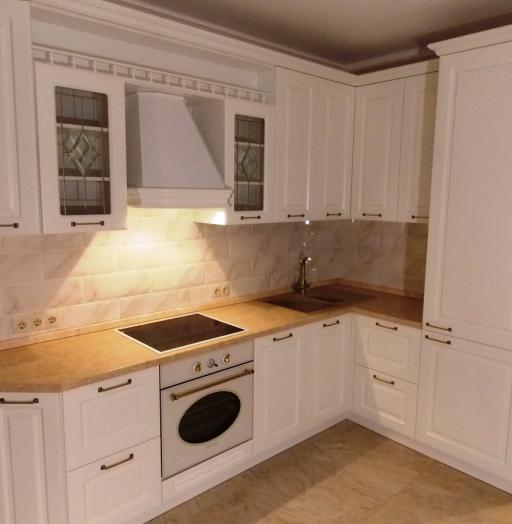 -Кухня МДФ в эмали «Модель 31»-фото9