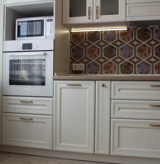 -Кухня из пластика «Модель 134»-фото30