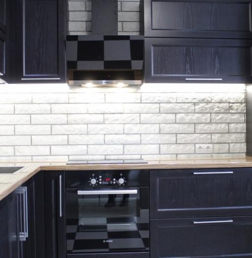 -Кухня МДФ в ПВХ «Модель 153»-фото12