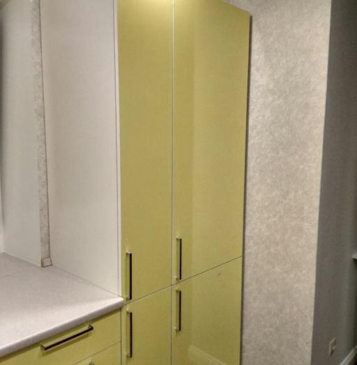 -Кухня МДФ в эмали «Модель 163»-фото13